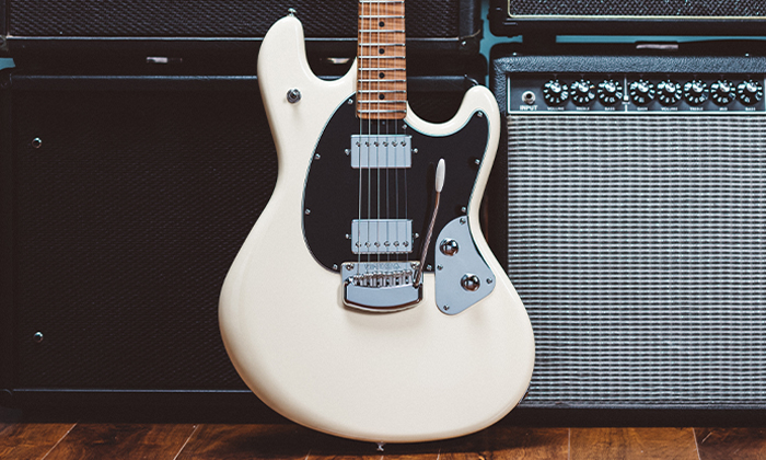 Home | Ernie Ball Music Man