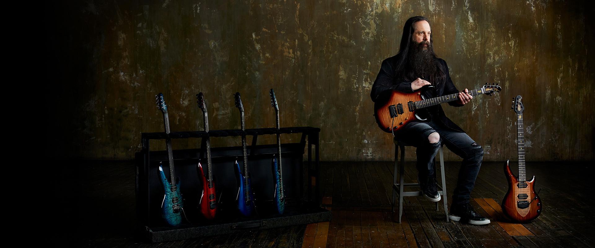 John Petrucci 20th Anniversary