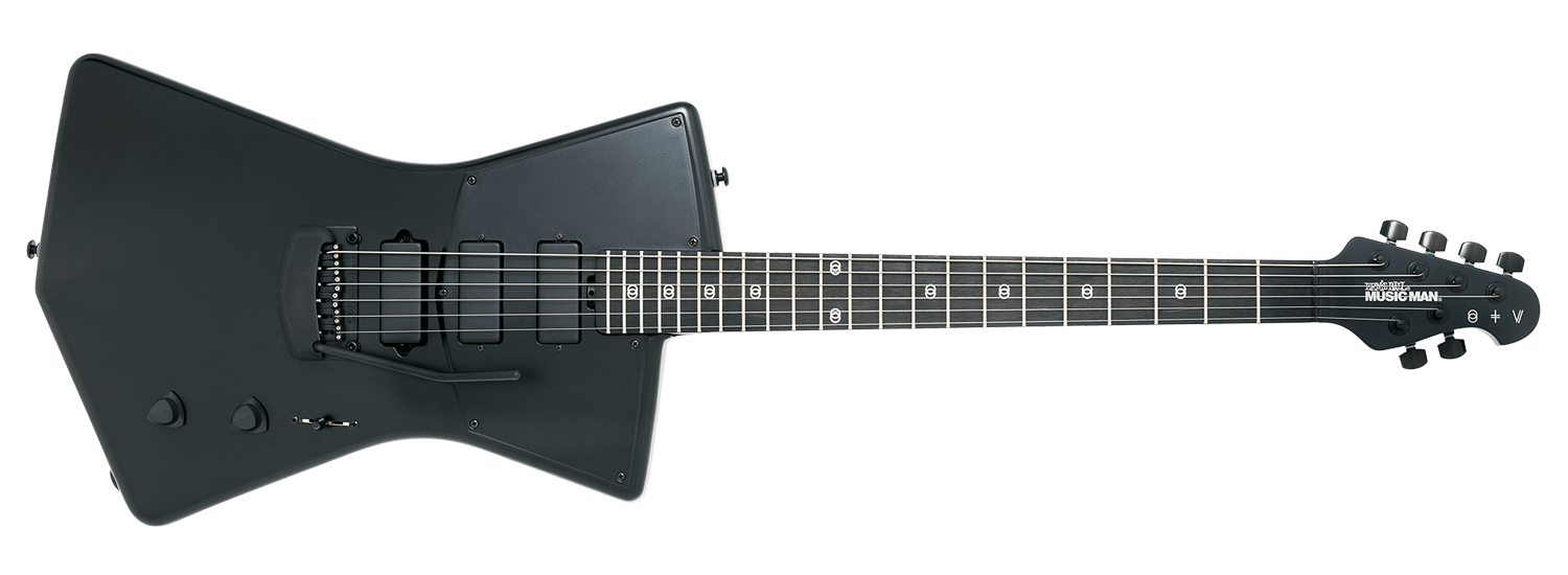 St. Vincent Stealth Black