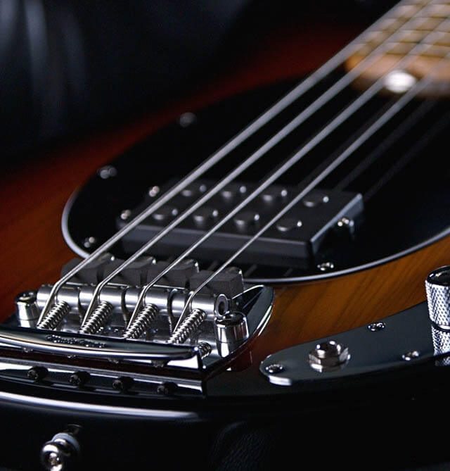 Classic Stingray 4 Basses Ernie Ball Music Man
