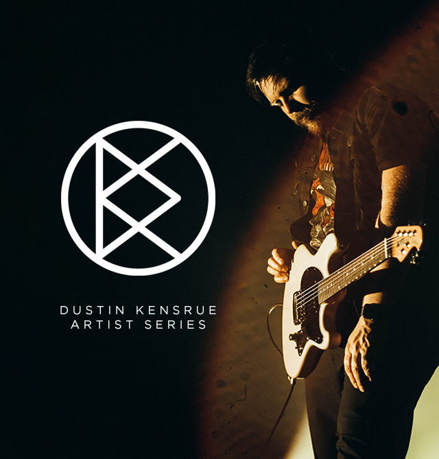 Dustin Kensrue Hero Image