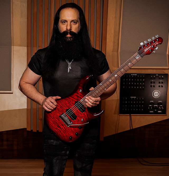 John Petrucci Figured Top Hero Image