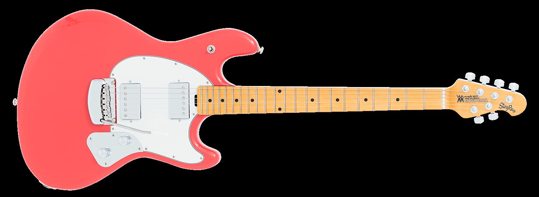 StingRay Guitar 2017