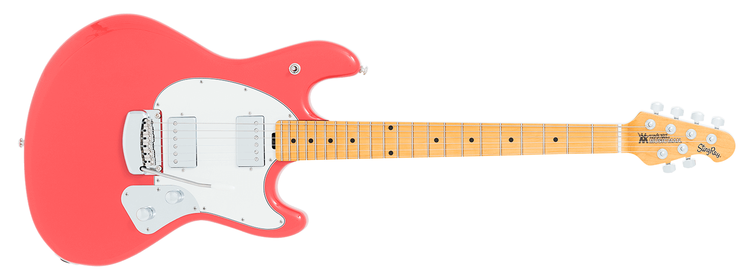 StingRay Guitar 2017