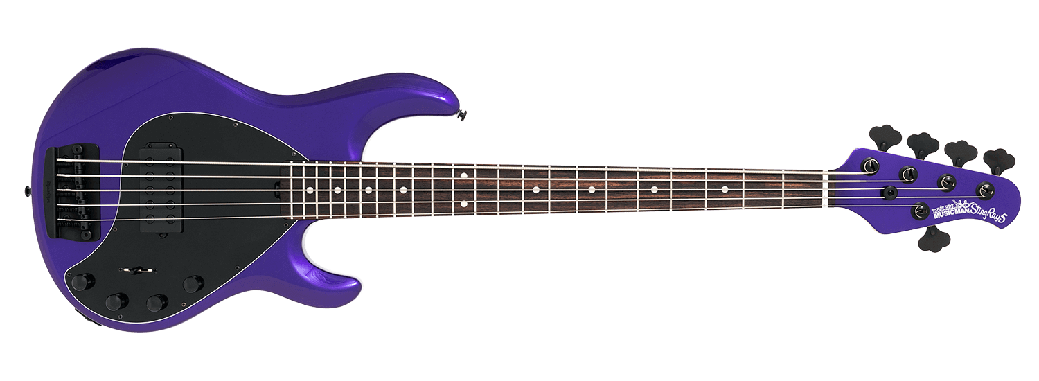 Stingray 5 Basses Ernie Ball Music Man Guitar Wiring Diagram Active 1 Volume 2 Pickups 3 Way Switch With Its Powerful Punchy Sound The Added Flexibility Of Additional And A Comfortably Contoured Body Stingray5 Satisfies Even Most Demanding