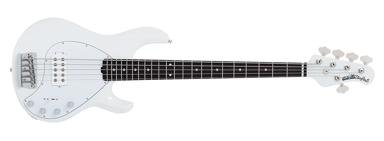 StingRay5 Neck Through Logo
