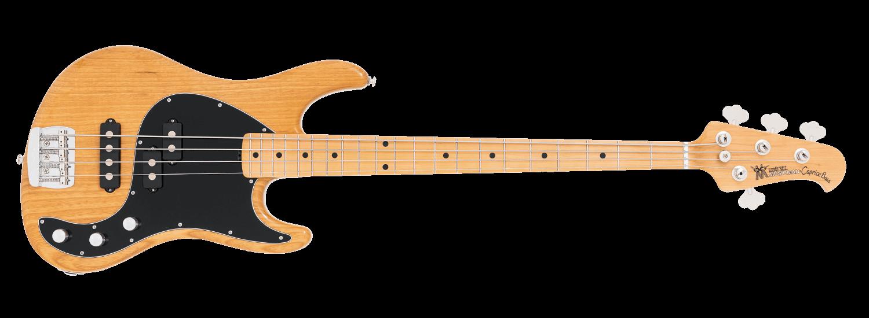 Caprice Bass Logo