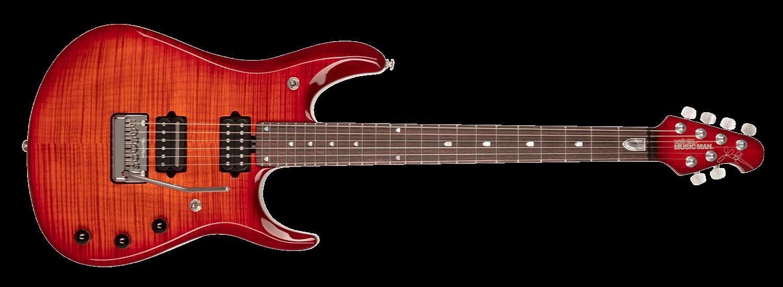 John Petrucci Figured Top Logo