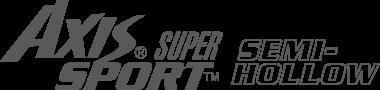 Super Sport Semi Hollow Logo