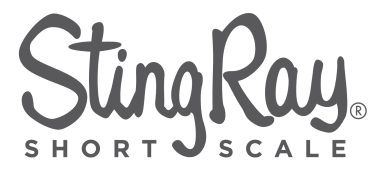 Short Scale StingRay Logo
