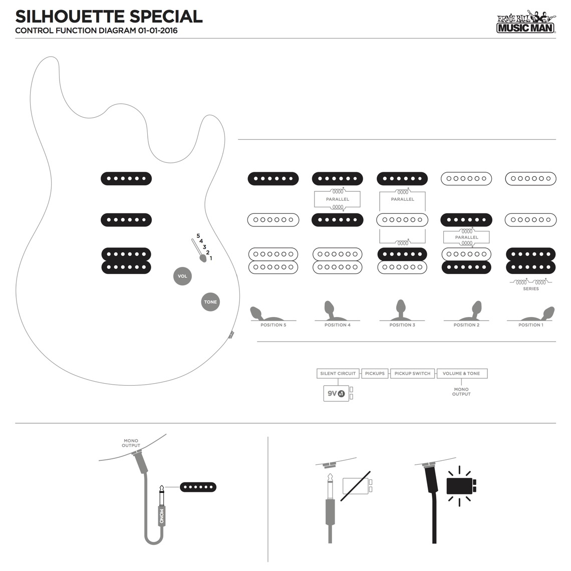 body 15?1454006784 silhouette special guitars ernie ball music man musicman majesty wiring diagram at bayanpartner.co