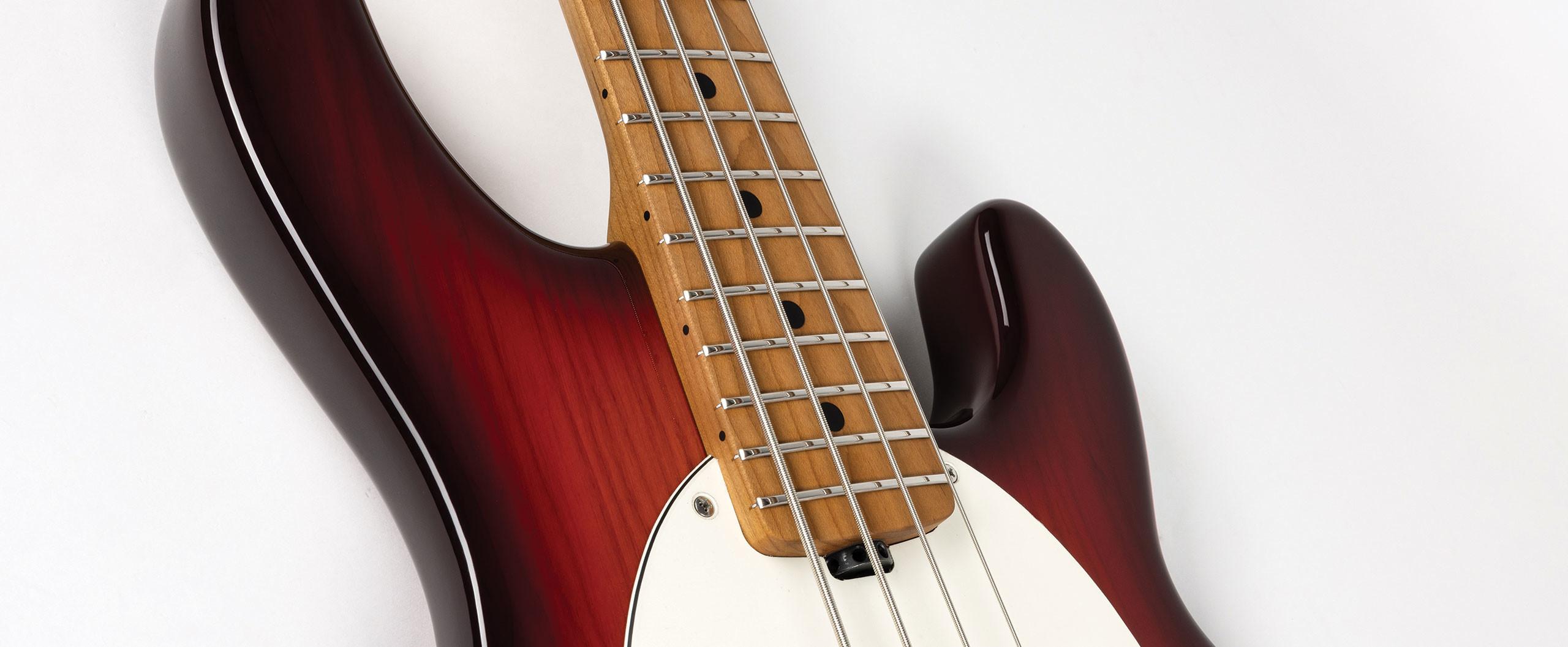 short scale stingray bass basses ernie ball music man. Black Bedroom Furniture Sets. Home Design Ideas