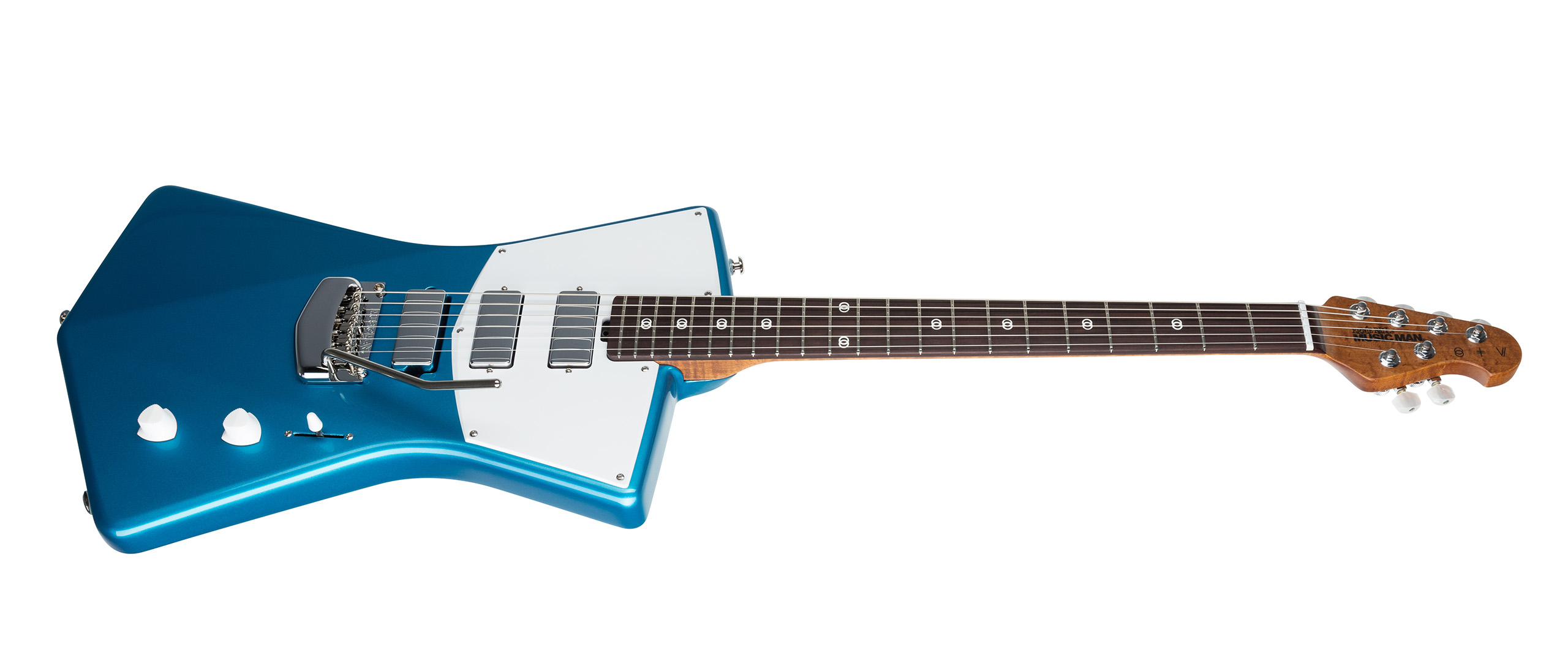 St Vincent 2018 Guitars Ernie Ball Music Man 3 Humbucker 5 Switch Tremola Wiring Diagrams Slide