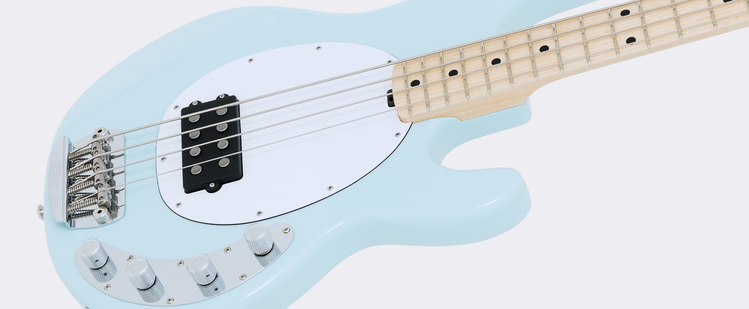 Stingray Basses Ernie Ball Music Man Electric Guitar Wire Diagram 2 Volumms 1tone Humbuckers Alnico Humbucking Pickup