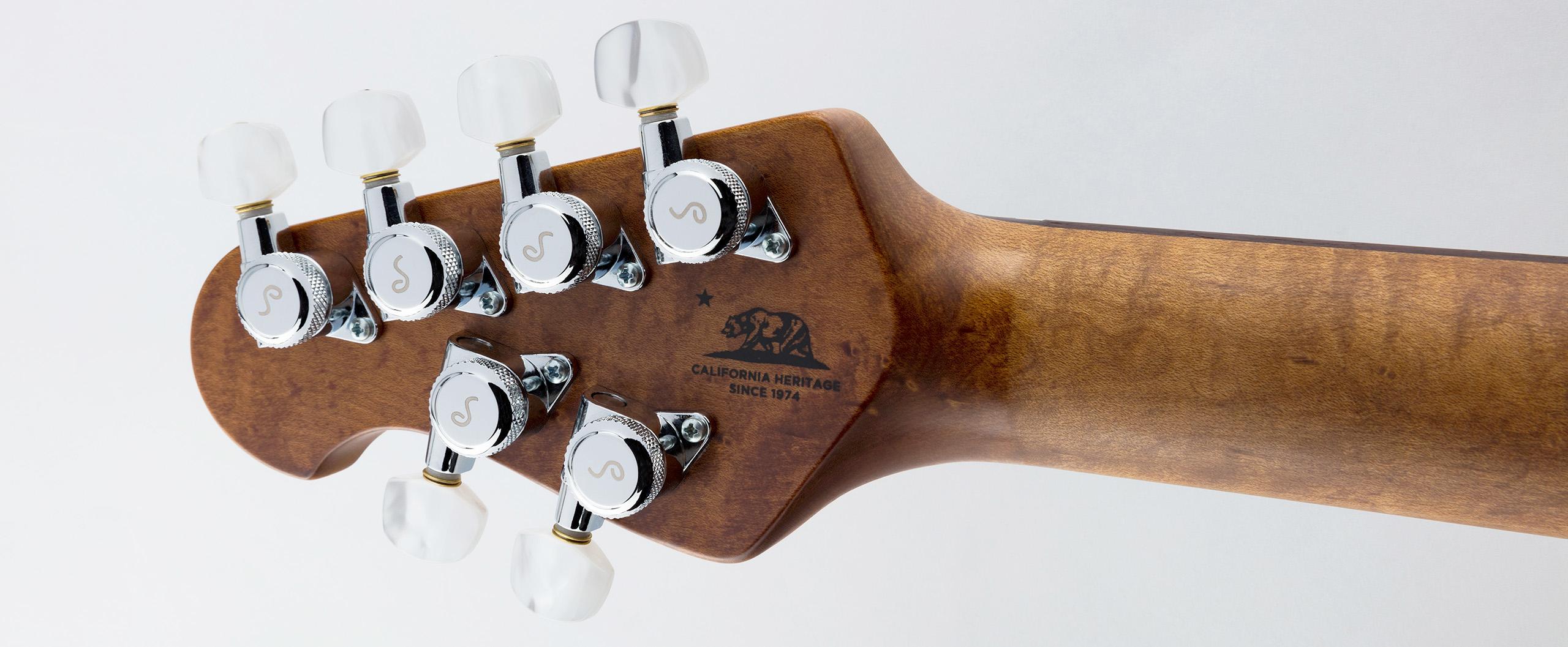 St Vincent 2018 Guitars Ernie Ball Music Man Ab Chance Wiring Diagrams Slide