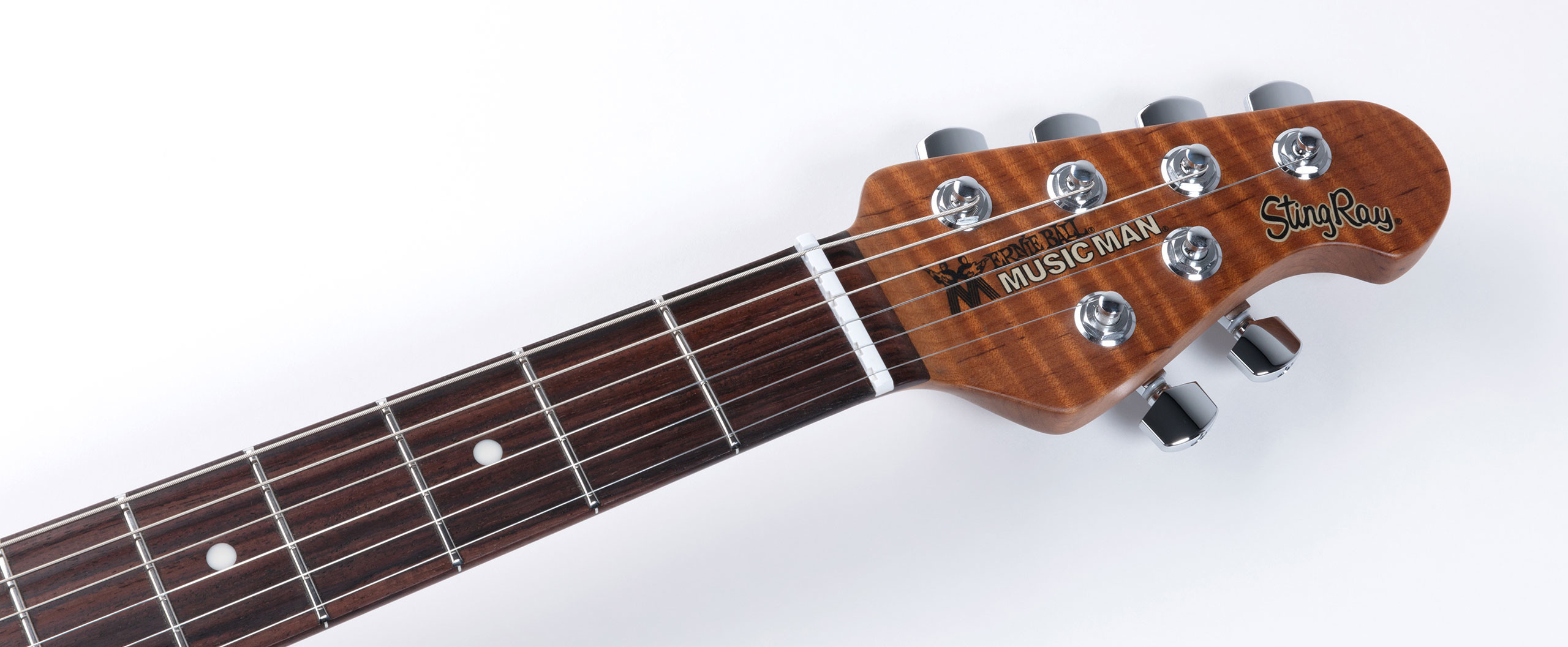 StingRay RS Guitar | Guitars | Ernie Ball Music Man
