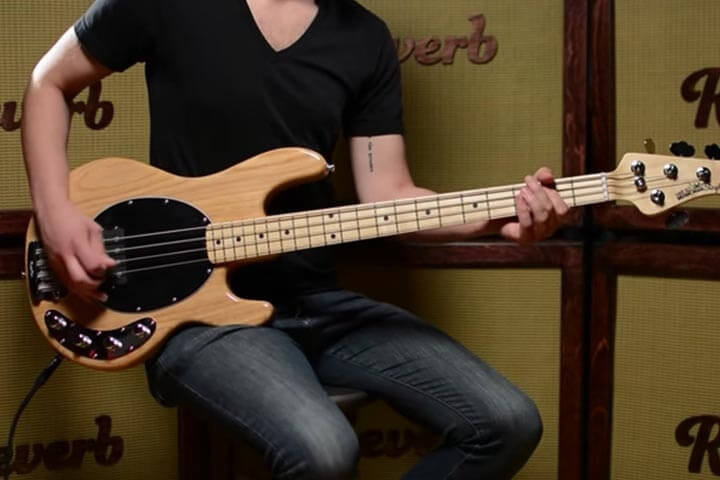 MusicMan Stingray Serial dating come presto si può fare un ecografia datazione