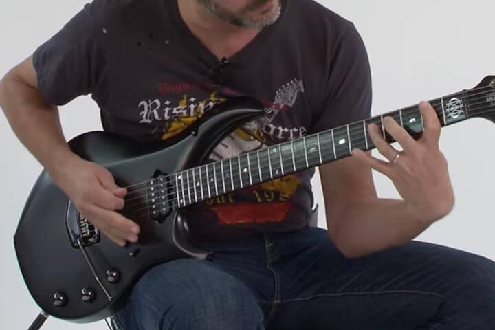 Majesty | Guitars | Ernie Ball Music Man