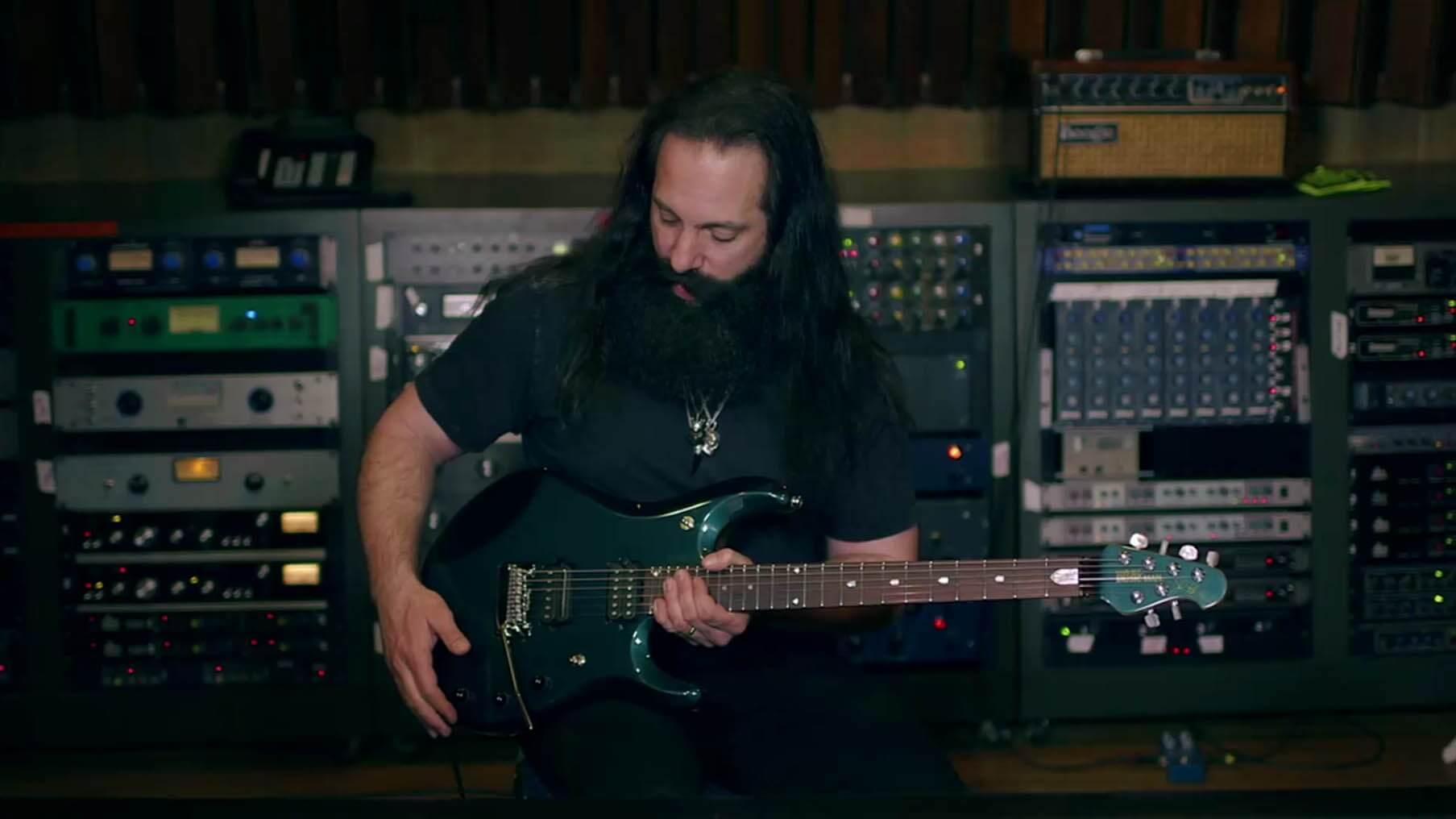 John Petrucci 6   Guitars   Ernie Ball Music Man on