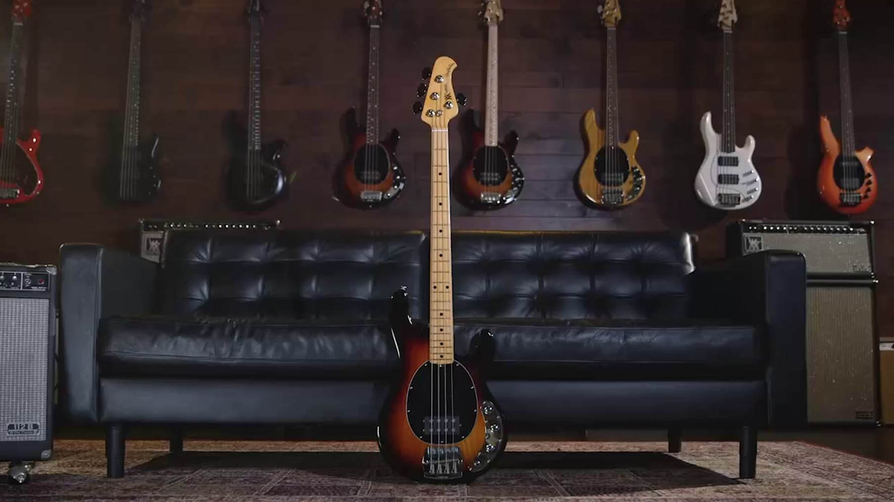 Classic StingRay 4 | Basses | Ernie Ball Music Man