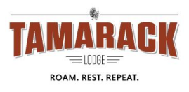 Tamarack Lodge Logo