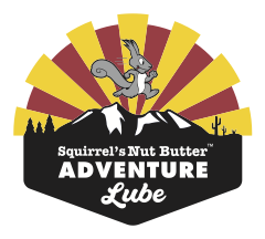 Squirrel's Nut Butter Adventure Lube