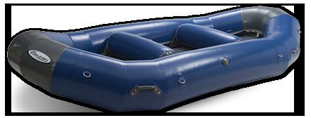 Tributary 12 SB Raft - paddle crew image