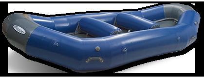 Tributary 14 SB Raft - paddle crew image
