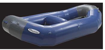 Tributary 9.5 SB Raft - paddle crew image