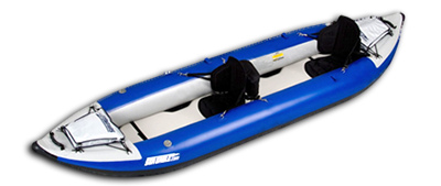 Explorer Tandem - recreation kayak image
