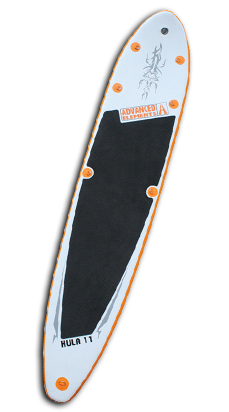 Hula 11 Inflatable Paddleboard image