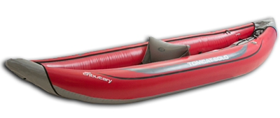 Aire Tomcat Solo - whitewater kayak image