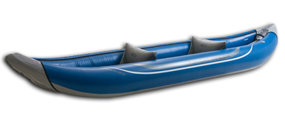 Aire Tomcat Tandem - whitewater kayak image
