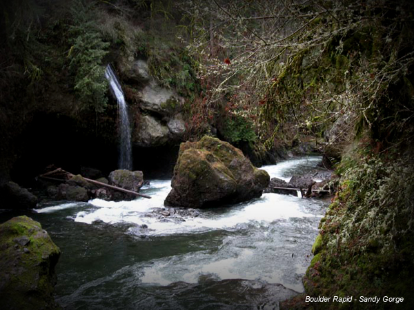 Sandy River Gorge