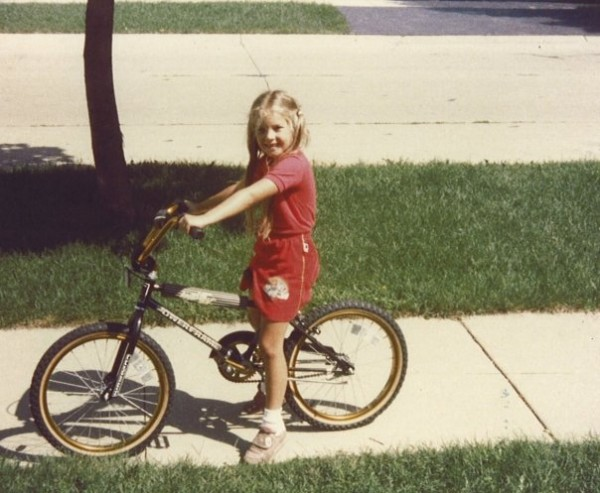 A Song for My tomboy Bike