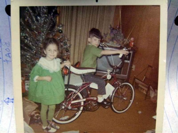 Searching for Years to Find Our Childhood Bikes