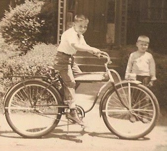 It ignited a life-long love of all things bicycle