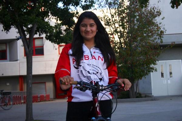 Biking since birth