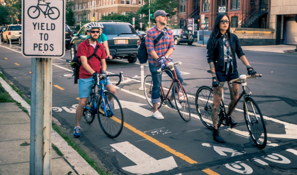 How High Can They Go Dc Bike Counts Show Continuing Surge In