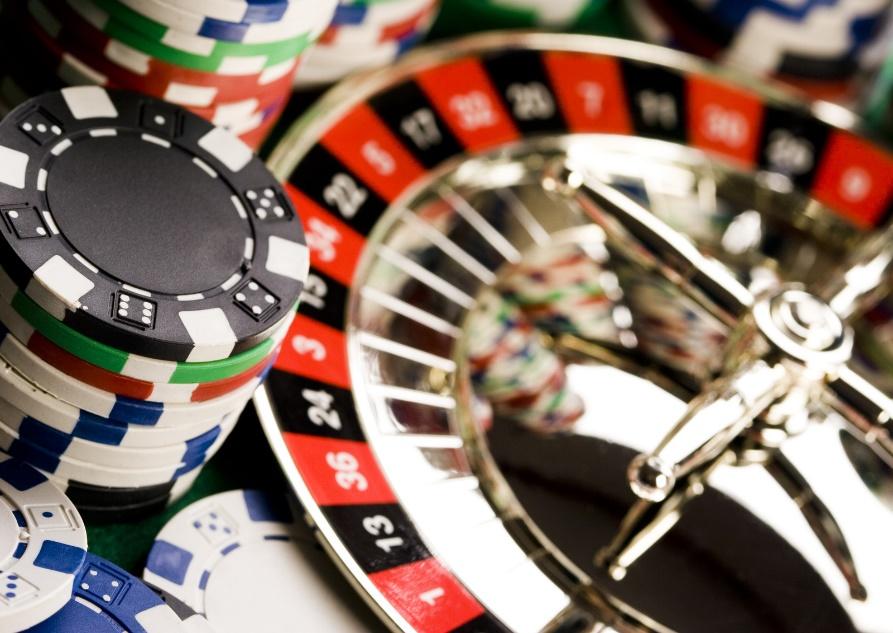 Simulated gambling