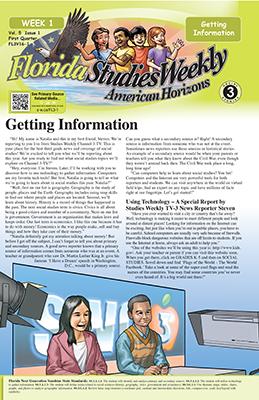 Florida Studies Weekly - American Horizons