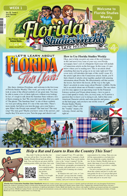 Florida Studies Weekly 4th Grade