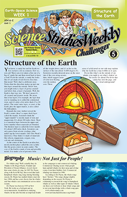 Science Studies Weekly - Challenger (Oklahoma)
