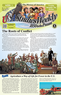 usa studies weekly   1850 to present v15