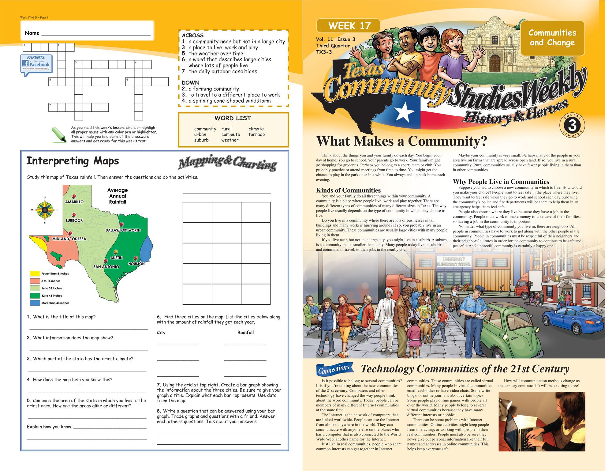Studies Weekly Week 21 Flashcards | Quizlet