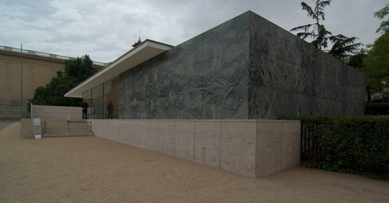Exterior: 15 Things To Know About Barcelona Pavilion