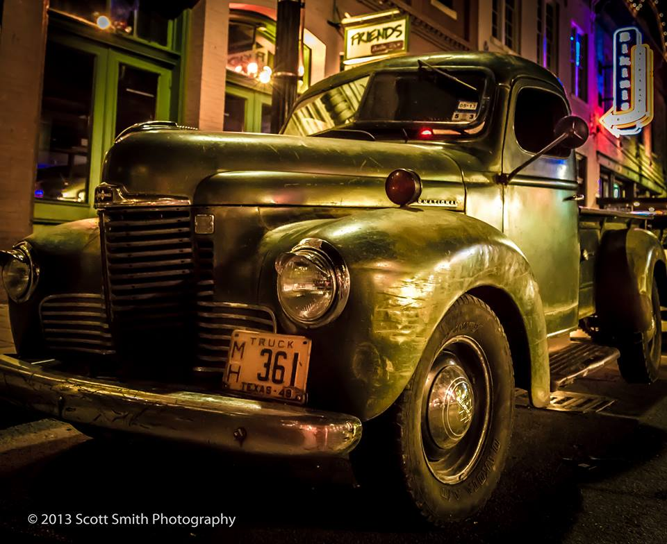 Vintage -  by D Scott Smith