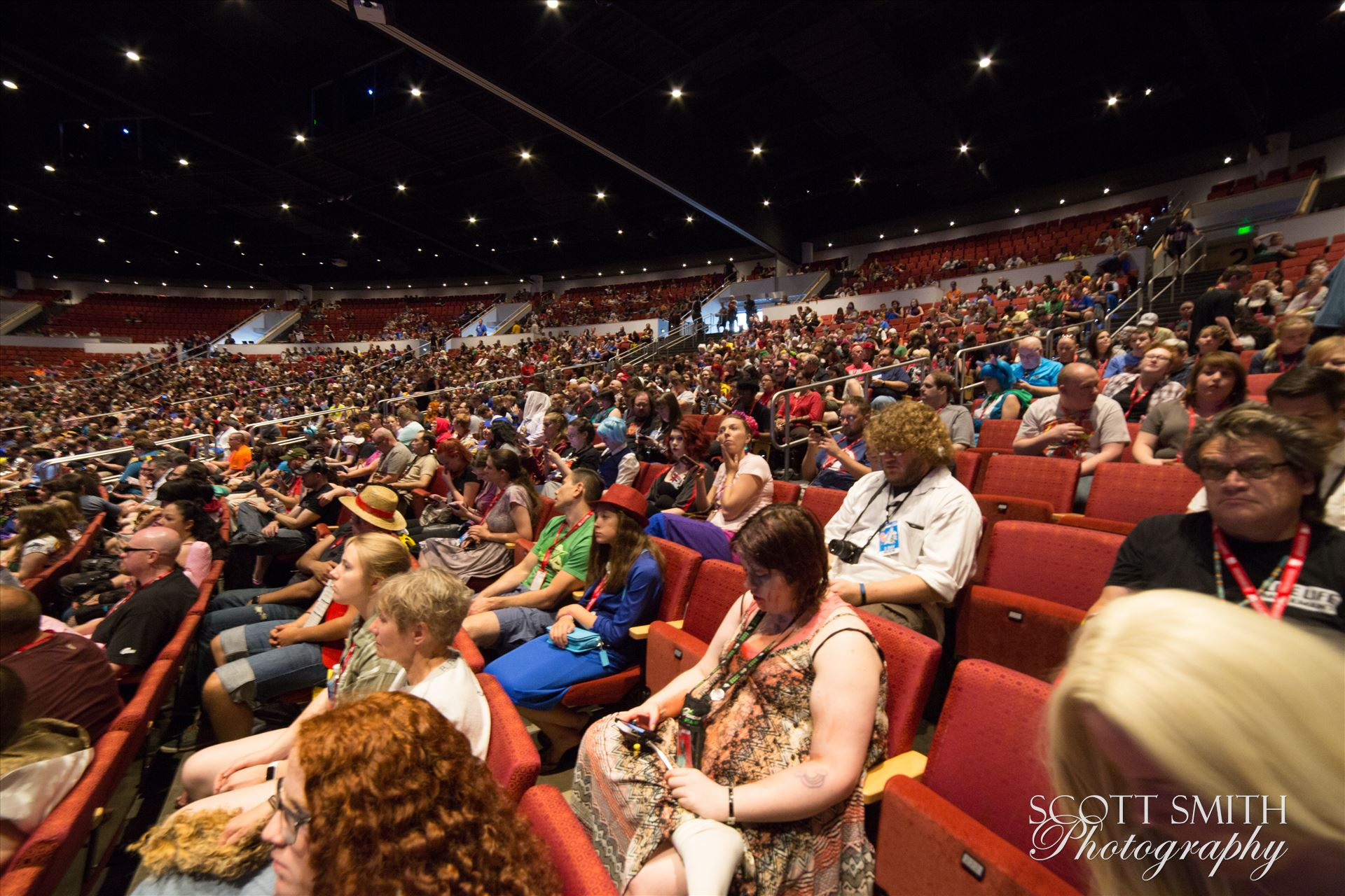 Denver Comic Con 2016 14 - Denver Comic Con 2016 at the Colorado Convention Center. by D Scott Smith