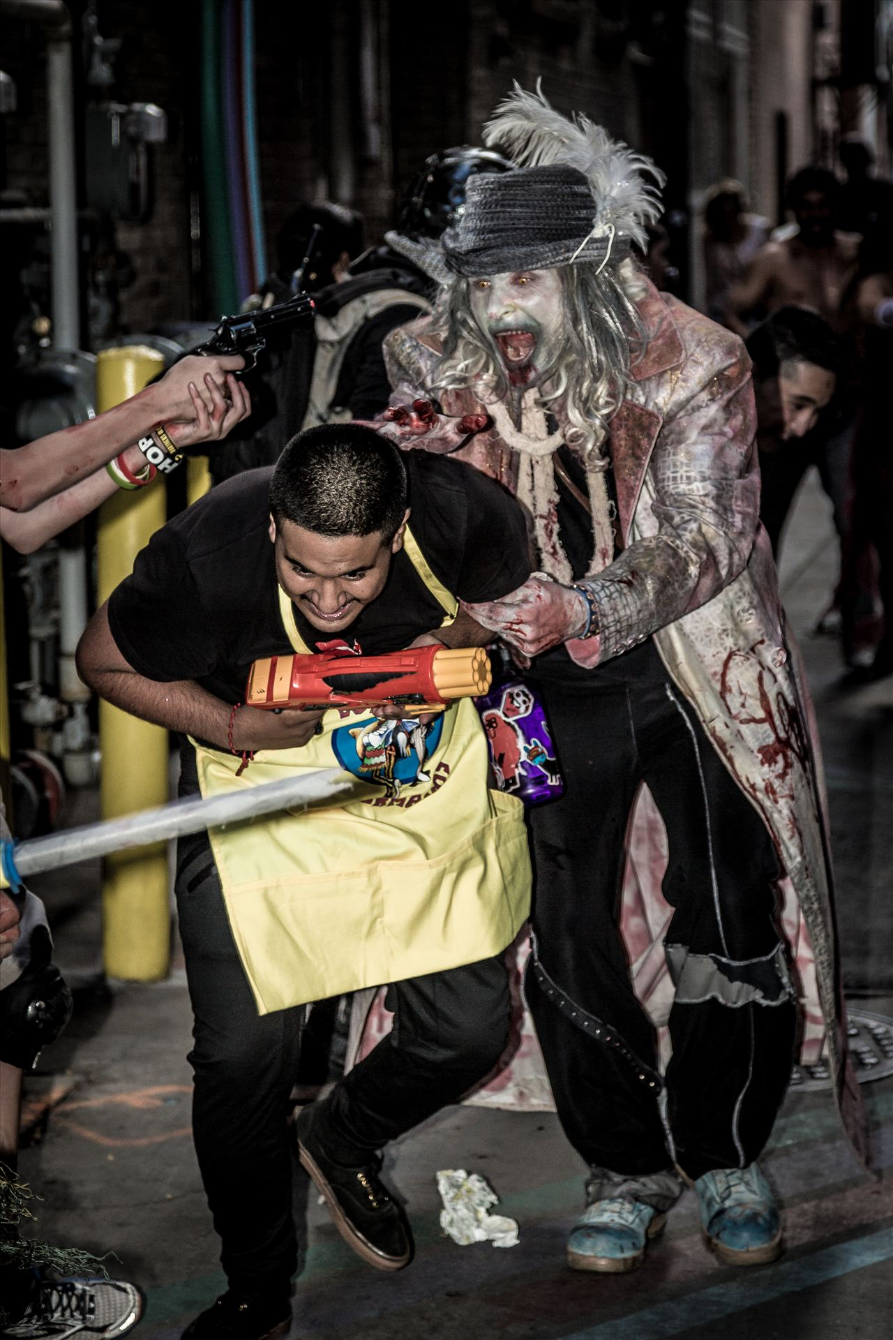 Denver Zombie Crawl 2015 15 -  by D Scott Smith