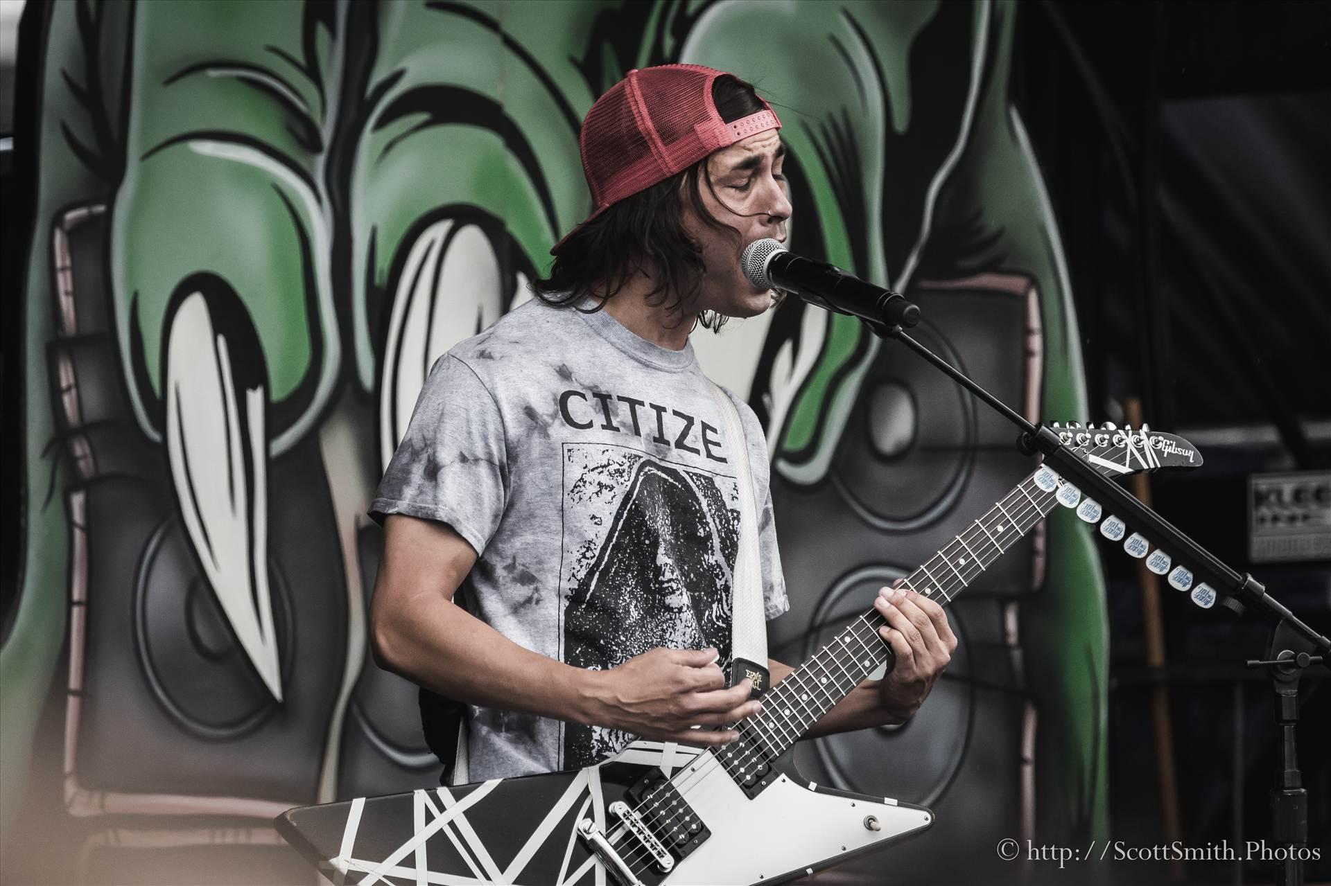 Denver Warped Tour 2015 20 -  by D Scott Smith